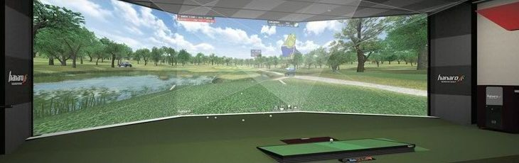 Real Golf (indoor golf simulator)
