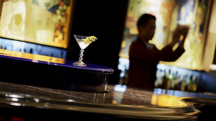 Hotel New Otani Bar Capri