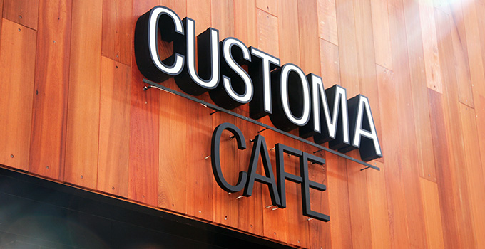 CUSTOMA cafe